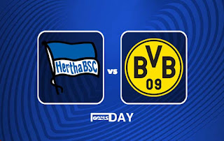 Hertha Berlin vs Dortmund – Highlights