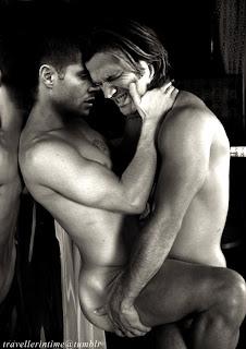boys naked Supernatural