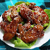Resipi Ayam Goreng Korea style #KakakKimchi dengan Air-Fryer Pensonic.