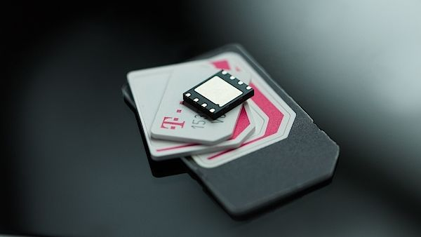 What is the eSIM technology that we have heard with the new iPhone, and what are its advantages?