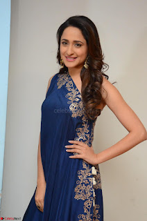 Pragya Jaiswal in beautiful Blue Gown Spicy Latest Pics February 2017 034.JPG