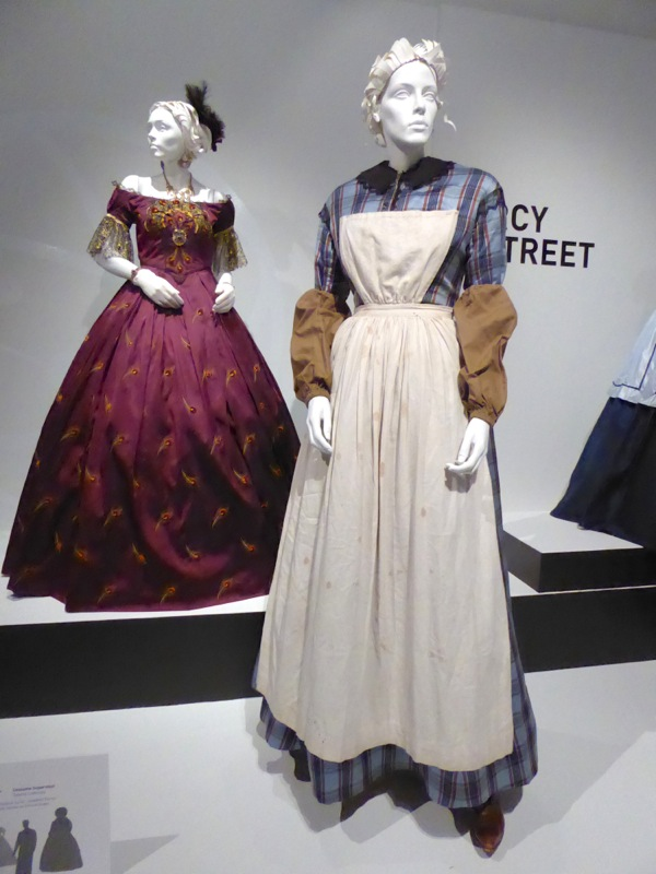 Nurse Mary Phinney costume Mercy Street