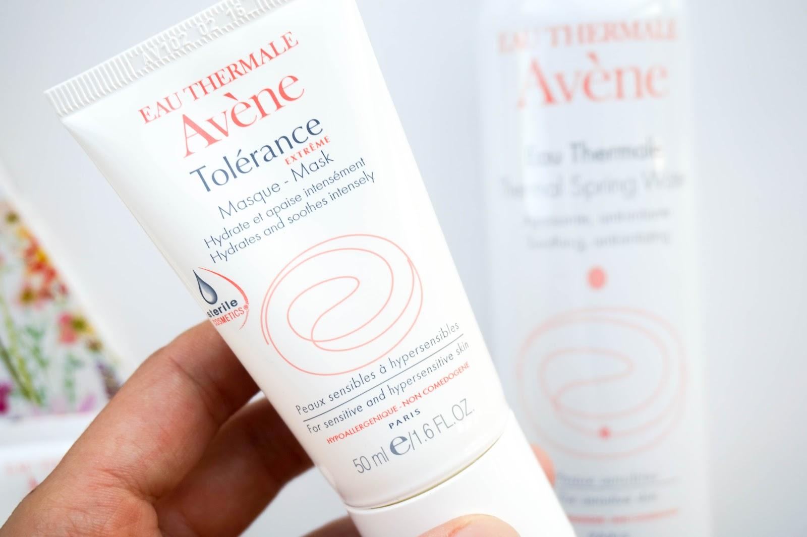 #KeepItSimple with Avène Tolérance EXTRÊME