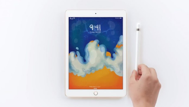 New iPad (2018): Support Pencil From Apple