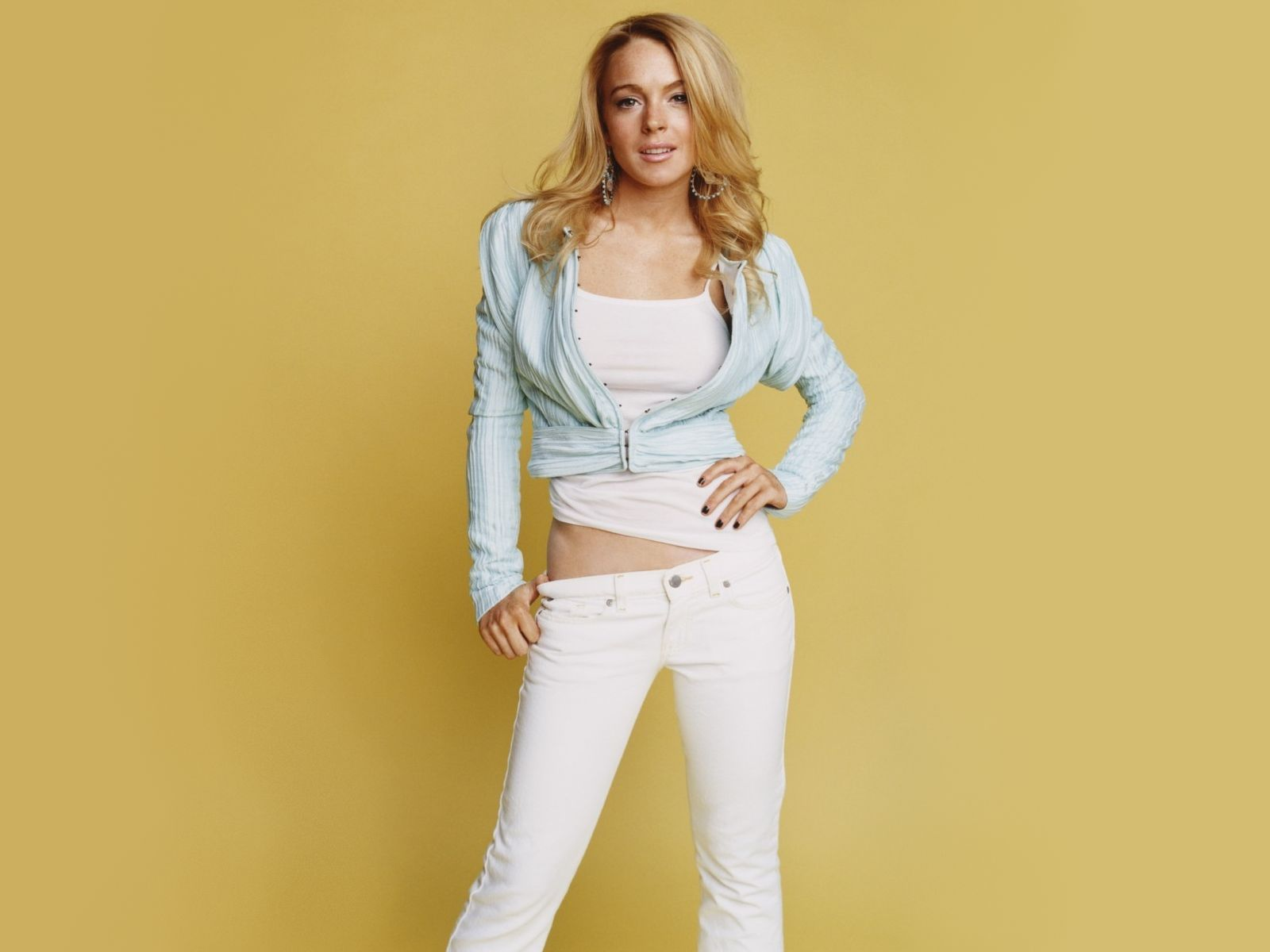 top wallpapers young lindsay - photo #15