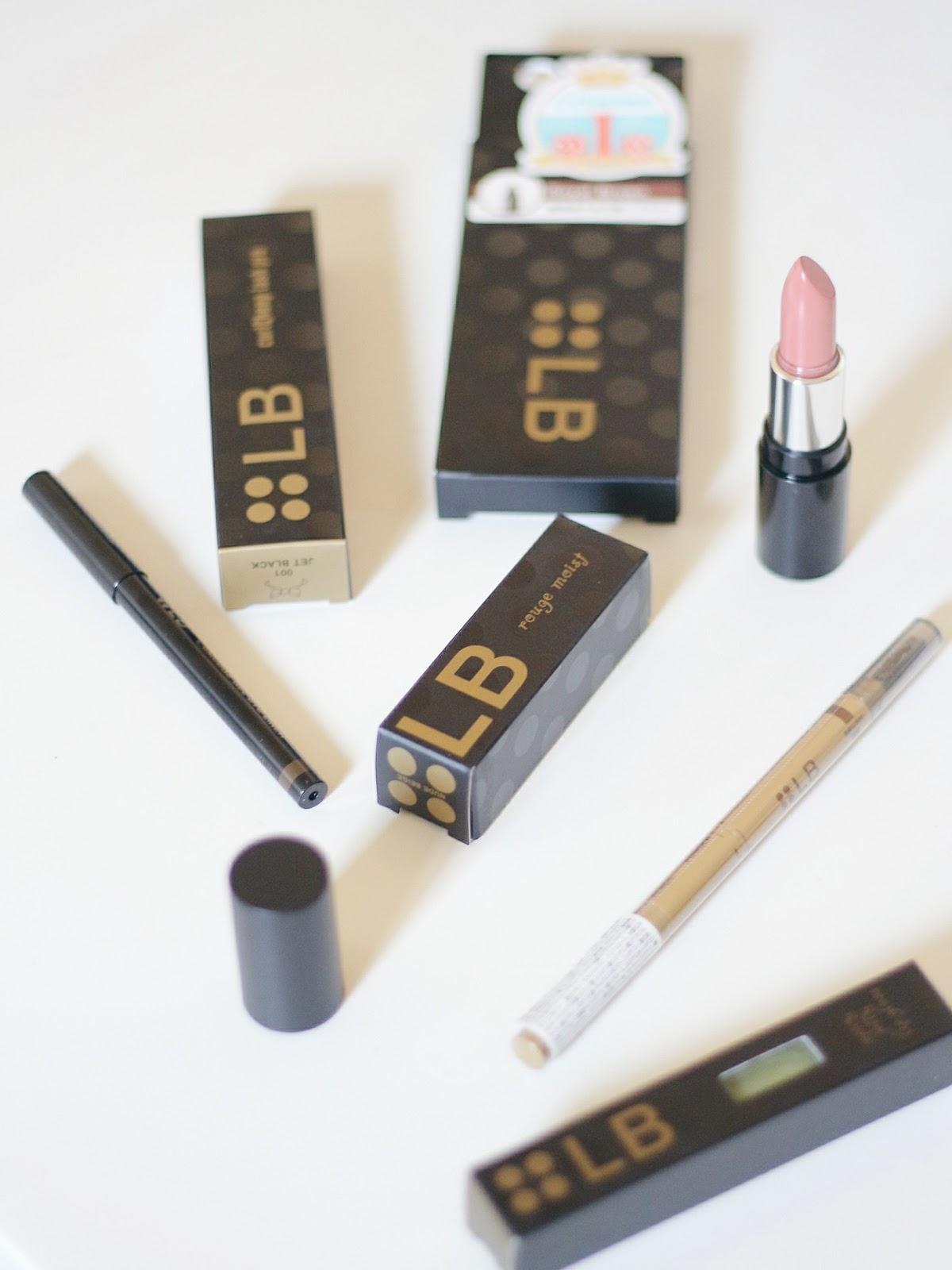 LB Cosmetics Review LB Tokyo Makeup Review