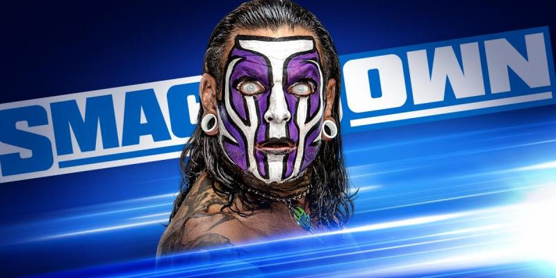 Jeff Hardy Wins The WWE Intercontinental Title On SmackDown