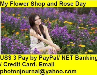 My Flower Shop and Rose Day