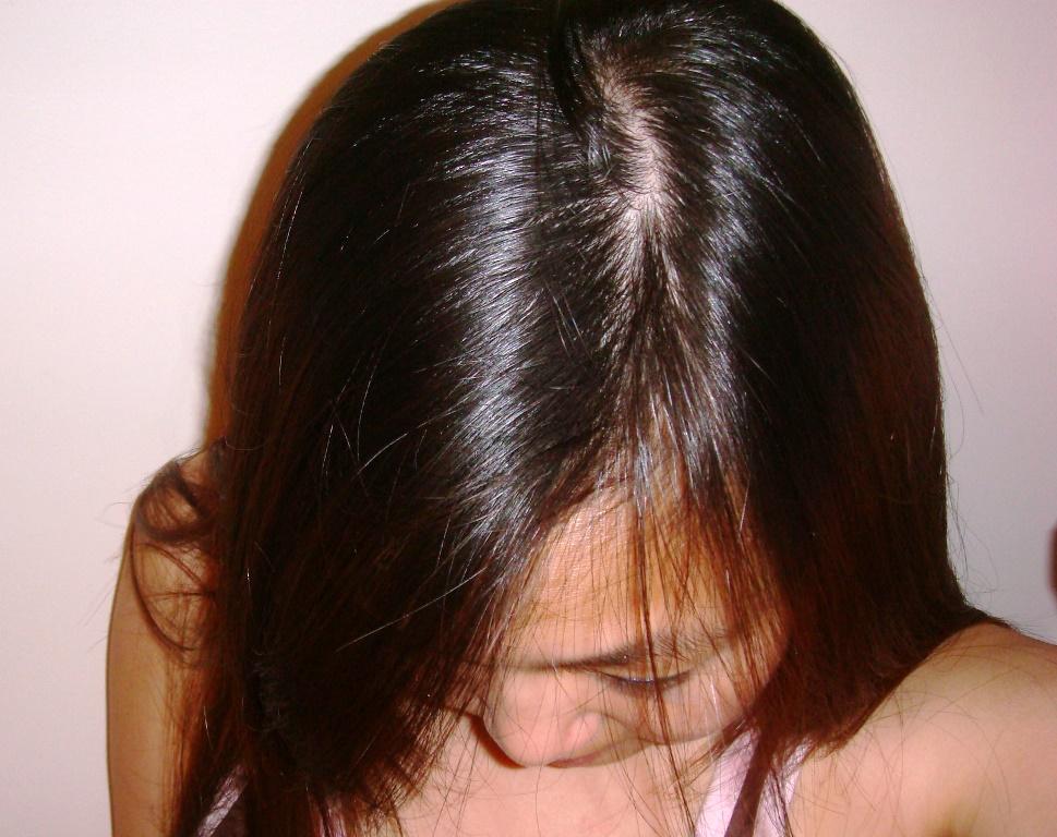 Asian hair color dye