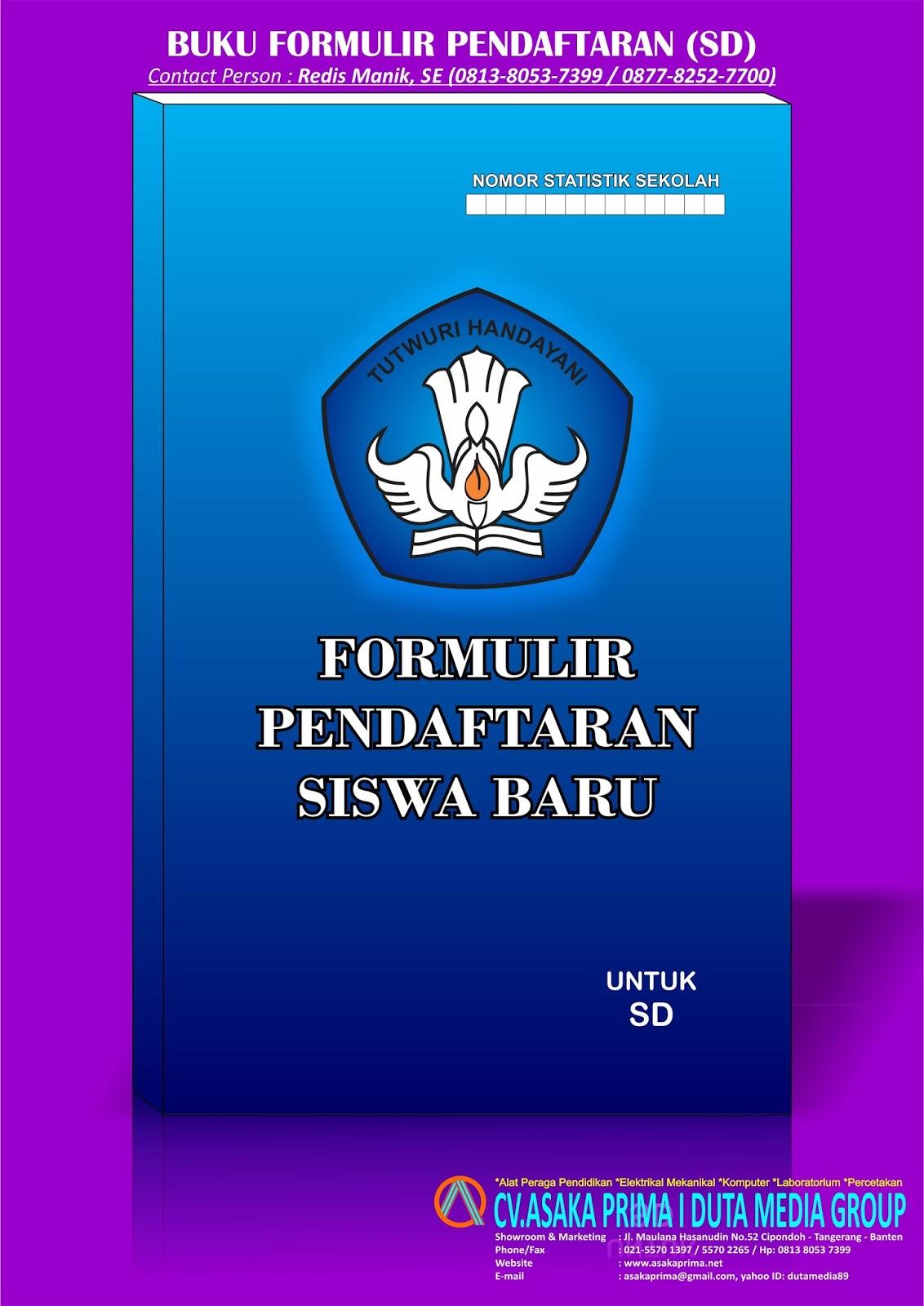 Daftar Harga Buku Administrasi Sekolah Paud Tk Induk Panduan Belajar Umum Lembaga Tenaga Pendidik