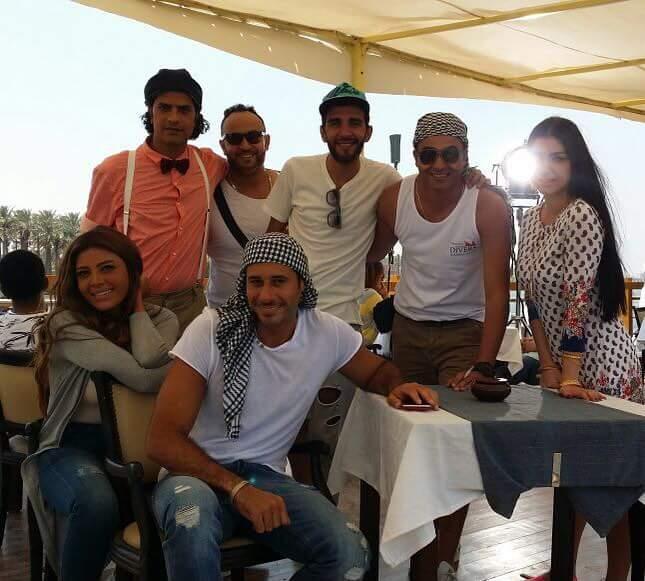 """احمد السعدني """"سطو مثلث 27/7 فيلم الصيف """""""