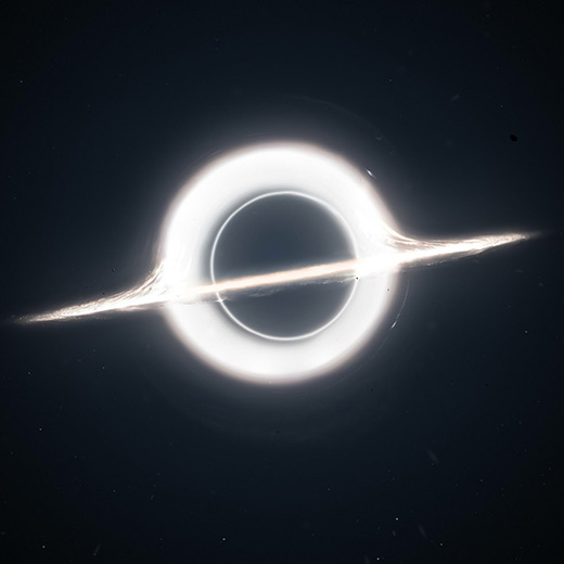 Black Hole Wallpaper Engine