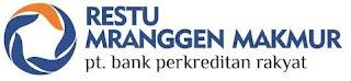 Jatengkarir - Portal Informasi Lowongan Kerja Terbaru di Jawa Tengah dan sekitarnya - Lowongan Front Office di BPR  Restu Mranggen Makmur Demak