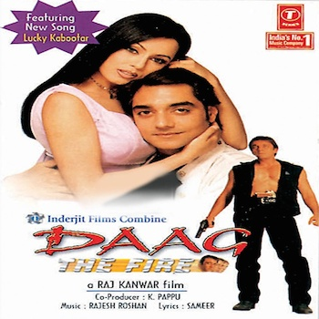 Daag The Fire 1999 Hindi Movie Download