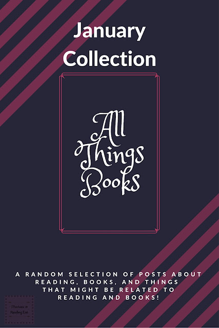 All Things Books  The January Collection  A link round up on Reading List