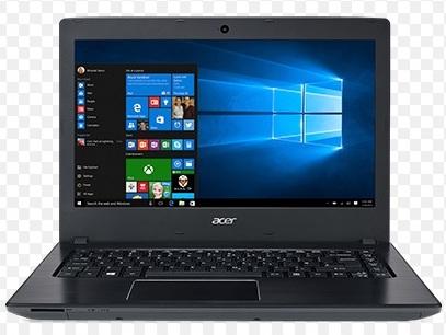 Harga Laptop Acer Aspire E5-475G Tahun 2017 Lengkap Dengan Spesifikasi Processor Core i5 6200U