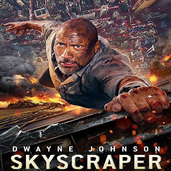 Skyscraper, Film Skyscraper, Trailer Skyscraper, Sinopsis Skyscraper, Review Skyscraper, Download Poster Skyscraper, Dwayne Johnson