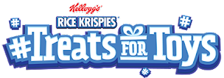 Kellogg's Rice Krispies #TreatsForToys ~ #Giveaway #2017GiftGuide