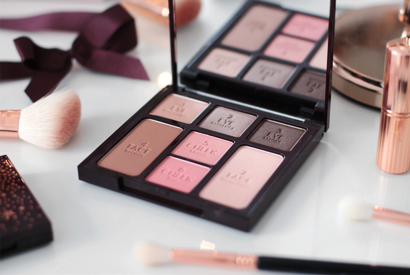 Charlotte Tilbury Instant Look In A Palette Australia beauty blog