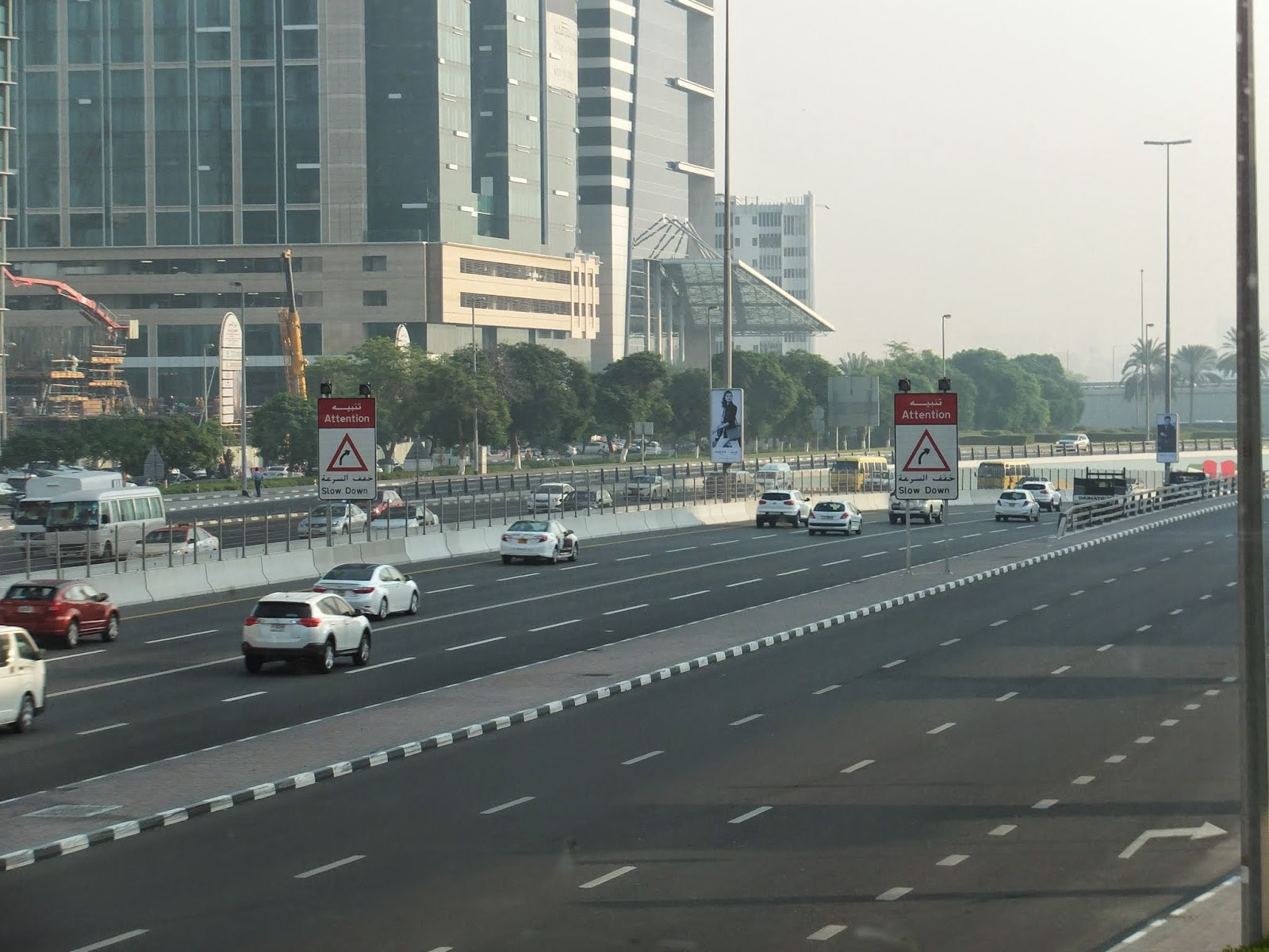 dubai-highway