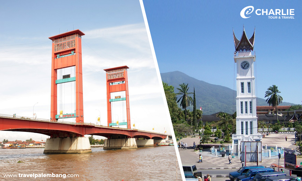 Travel Palembang Bukit Tinggi