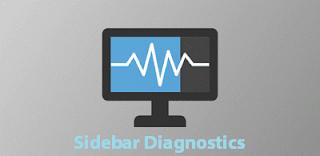 برنامج, مراقبة, الكمبيوتر, وعرض, تقرير, مفصل, عن, اداء, نظام, التشغيل, Sidebar ,Diagnostics