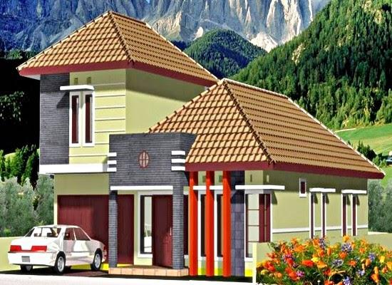 Jenis Atap Rumah Minimalis