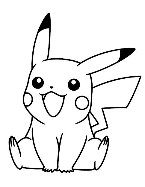 Innovative Pokemon Coloring Page