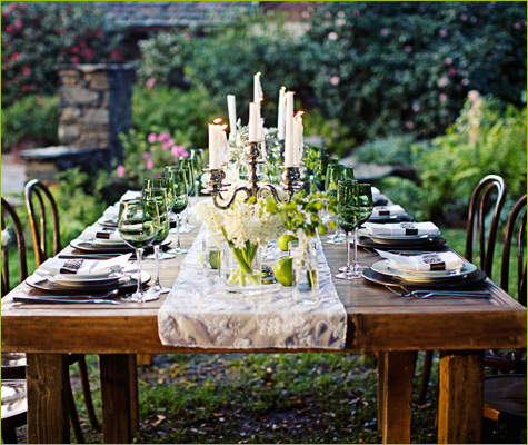 Party Styler: The Twilight Inspired Wedding