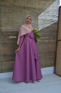 NUURA DRESS By. Sevenbee