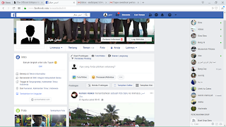 akun facebook paranoid