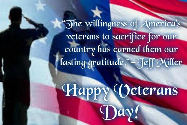 Happy Veterans day Quotes 2019 : Thank You Veteran Quotes ...