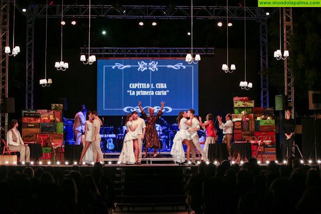 Cientos de personas disfrutan de la Fiesta de Arte en Los Llanos de Aridane