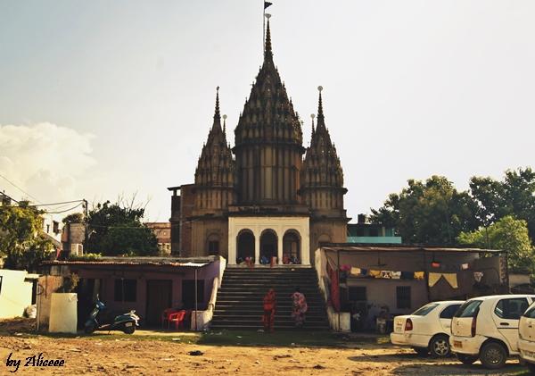 Templu-Varanasi-India