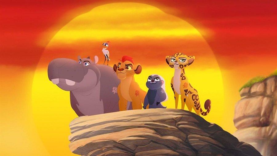 Imagens e Posters de A Guarda do Leão - Um Novo Rugido