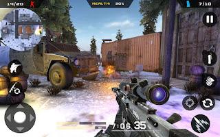 Winter Mountain Sniper v1.1.1 Mod
