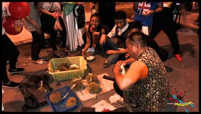 Inanam Street Christmas Festival
