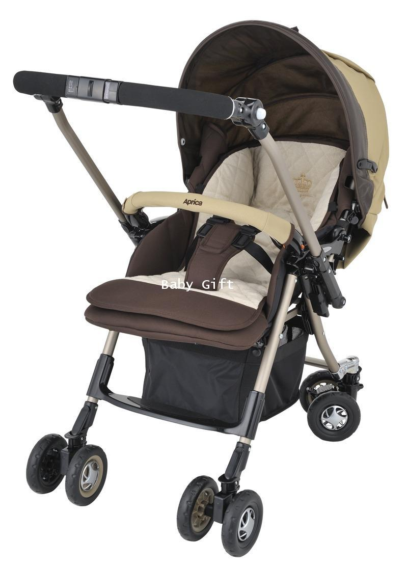 nileey's sphere: Stroller Review - Aprica Laura Guild