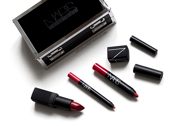 NARS x Steven Klein Magnificent Obsession Lip Set Review Photos Swatches