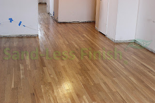 No Dust hardwood floor sanding, NYC