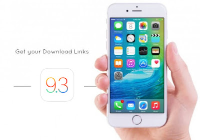 Beta Apple iOS 9.3