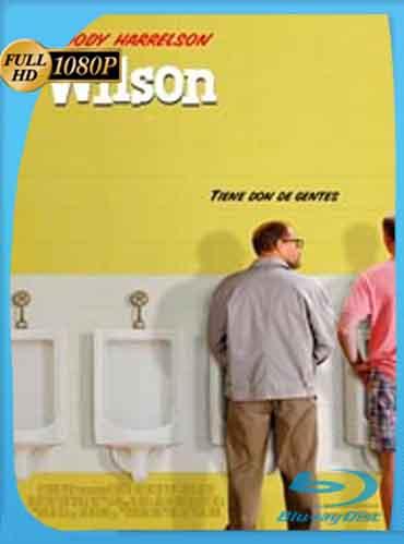 Wilson (2017) HD [1080p] Latino [Mega] Virlli-HD