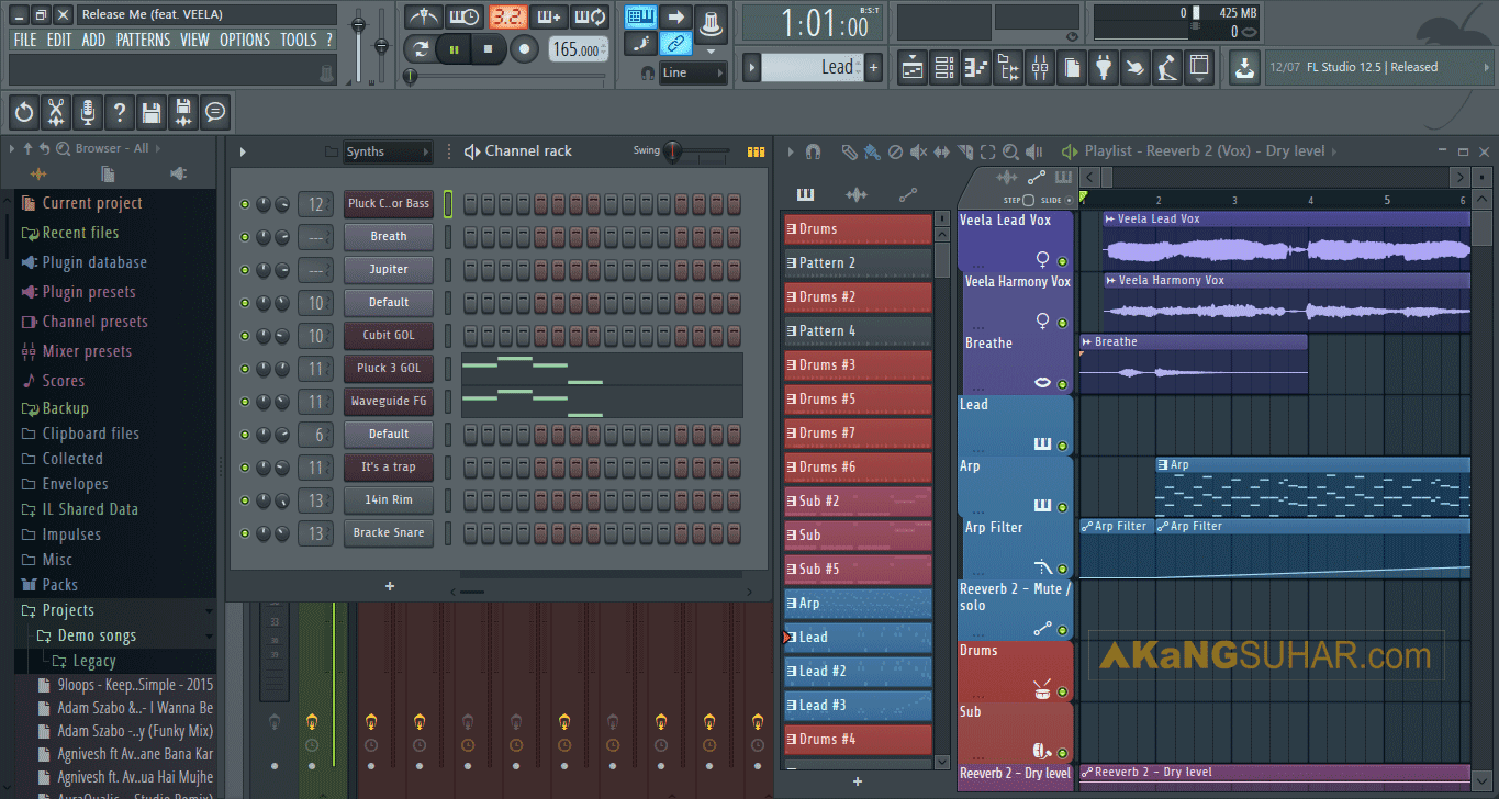 Gratis Download Image Line FL Studio Final Full Crack Terbaru, FL Studio Producer Edition Plus Activation Code