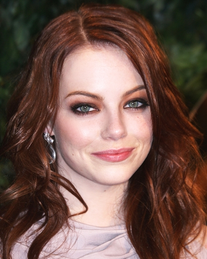 Vanity New Tutorial Red Smokey Eye A La Emma Stone