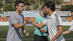 Rául  gana su primer título como técnico del Madrid