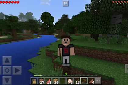 Cara Membuat Skin Minecraft Pe Di Android