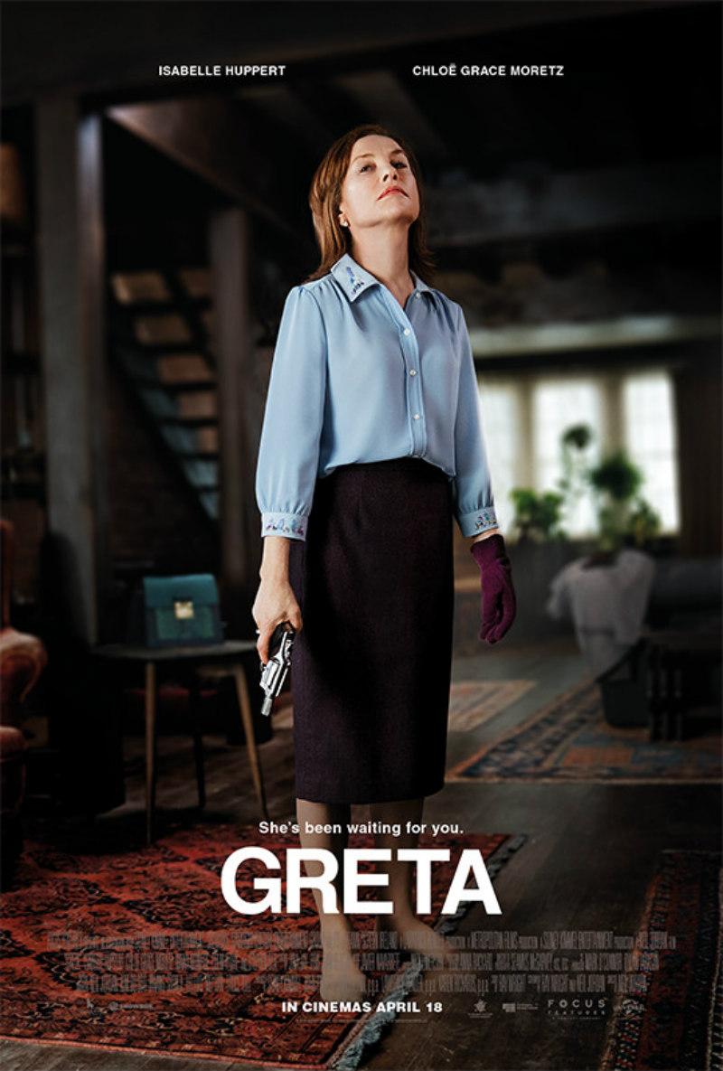 greta movie poster