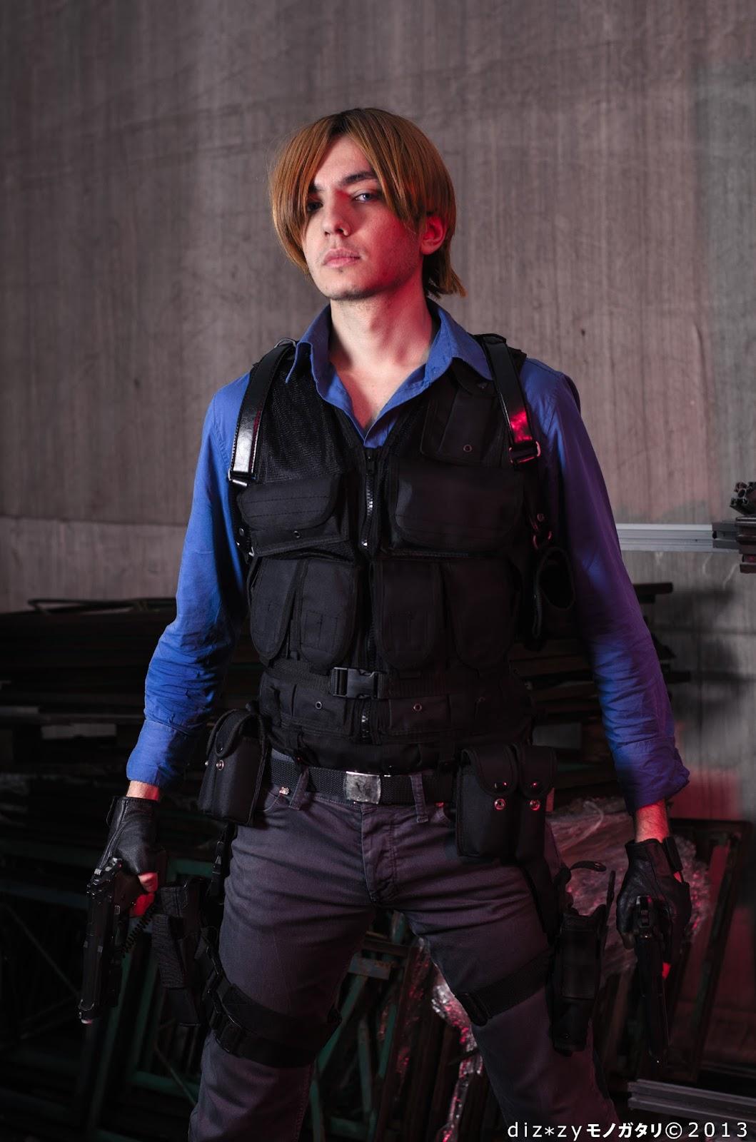 cosplay Resident evil 5