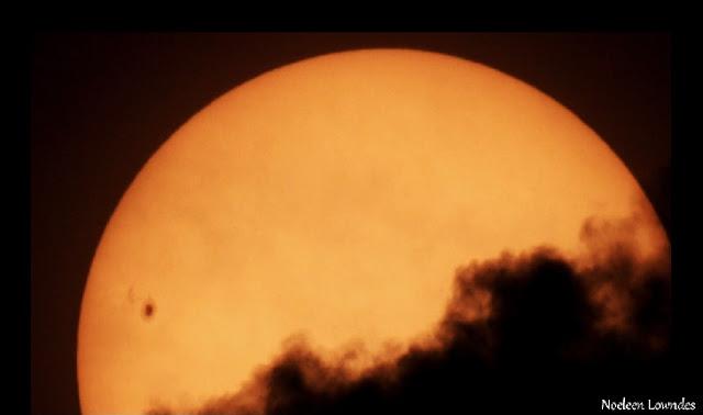 Mancha solar AR 2529 - Noeleen Lowndes - Australia