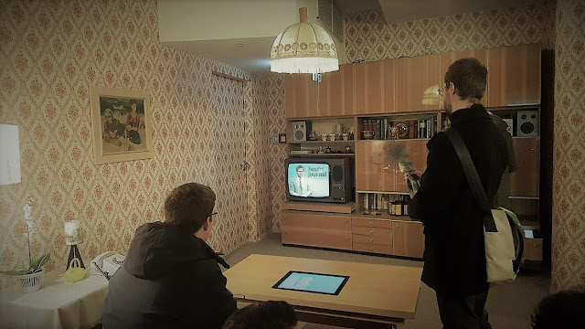 DDR Museum - living room